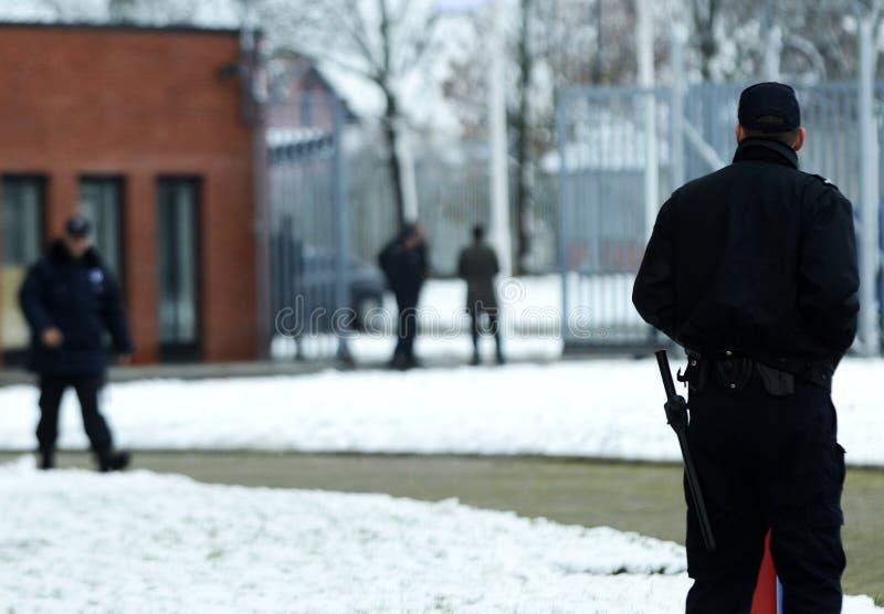 Détail de prison photo libre de droits