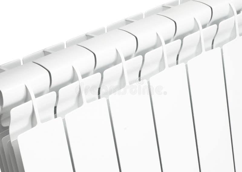 Détail de radiateur image stock