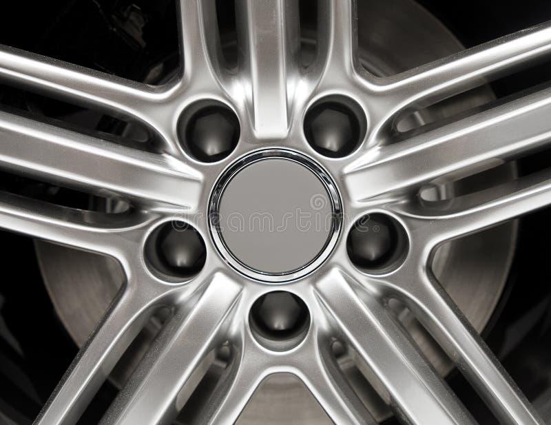 Détail de RIM de véhicule images stock