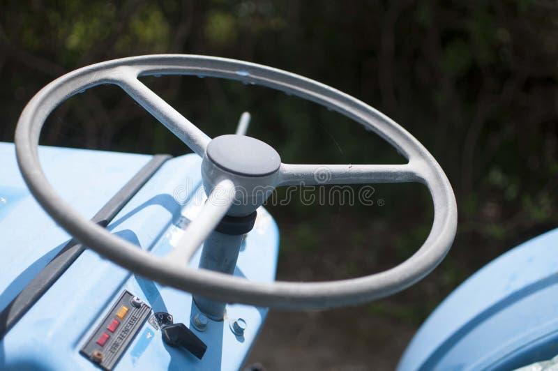 Détail de tracteur photographie stock
