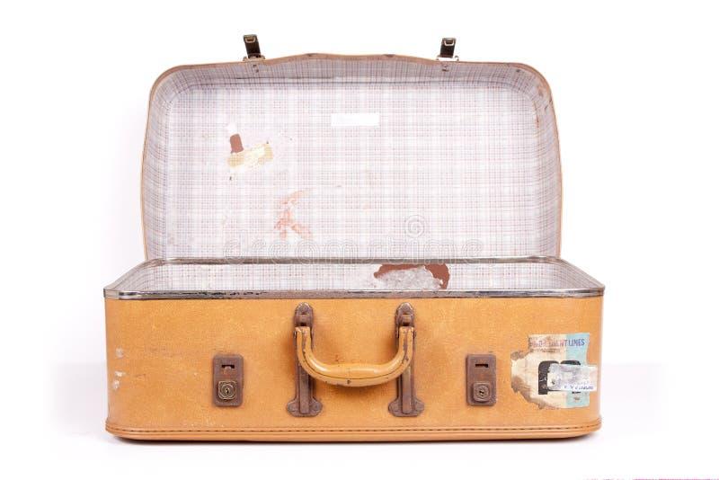 Détail de valise images stock