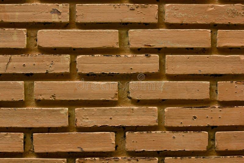 Détail de vieux mur de briques d'argile photo libre de droits