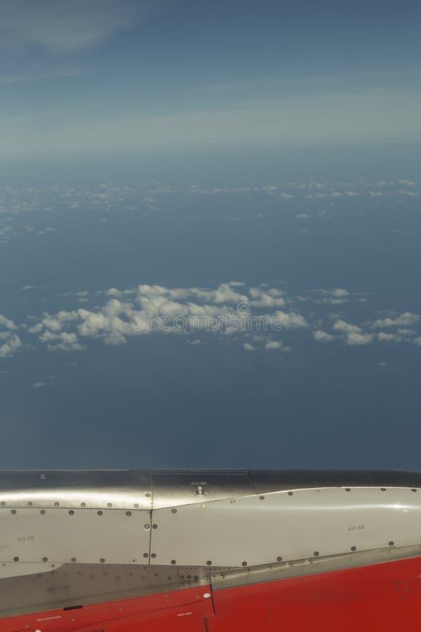 Détail du moteur d'avion photos libres de droits
