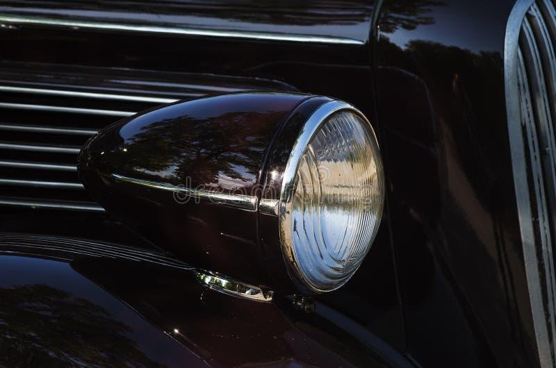Détail historique de voiture photos stock