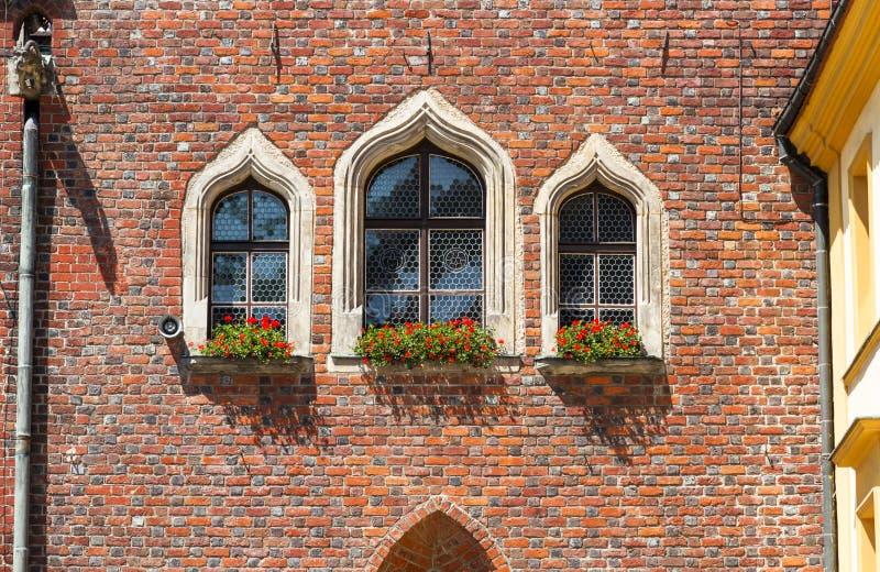 Détails d'architecture gothique photos libres de droits