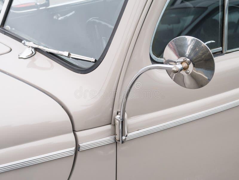 Détails d'automobile de vintage photos stock