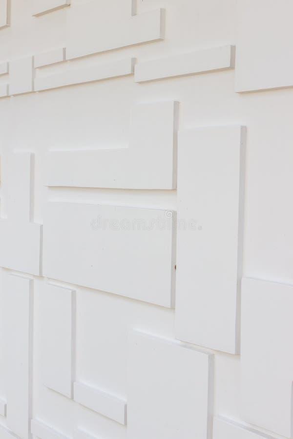 Détails de construction : les Multi-niveaux murent pour la décoration externe image libre de droits