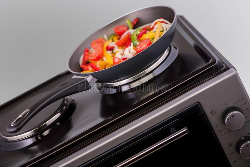 Détails de cuiseur électrique photos stock