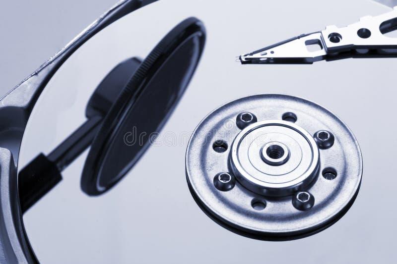 Détails de disque dur photo libre de droits