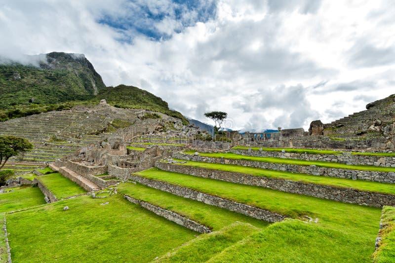 Détails de Machu Picchu photos libres de droits