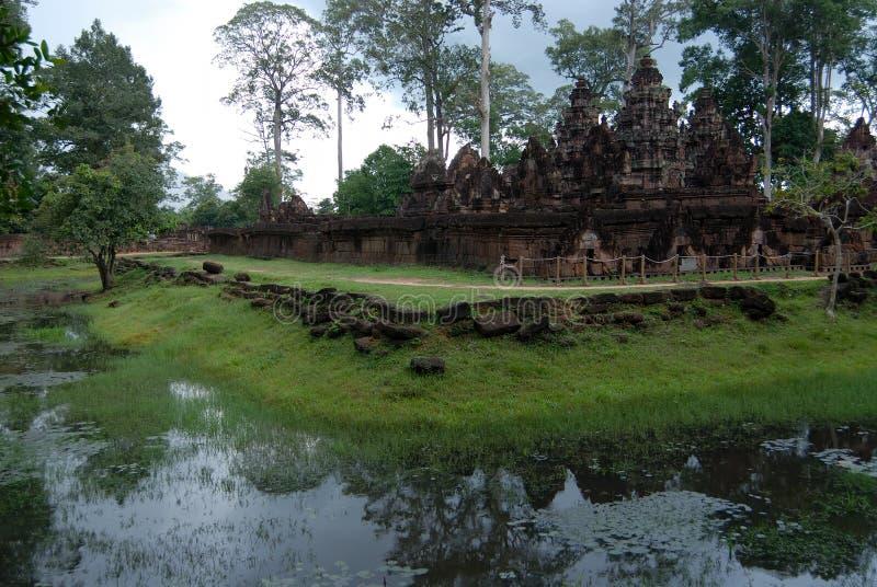 Détails de temple photo stock