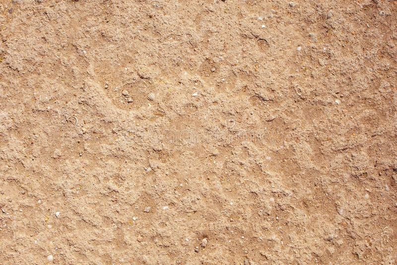 Détails de texture de pierre de sable photos stock
