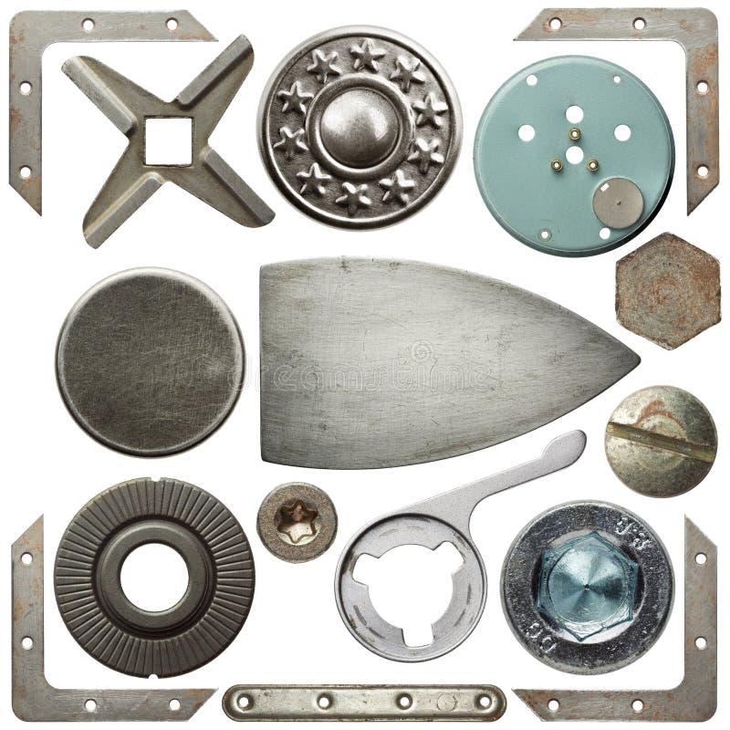 Détails en métal images libres de droits