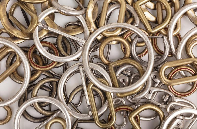Détails en métal - textures en métal photographie stock
