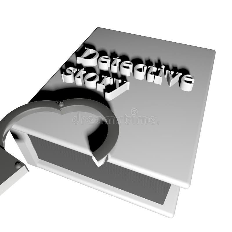 Détective Story illustration de vecteur