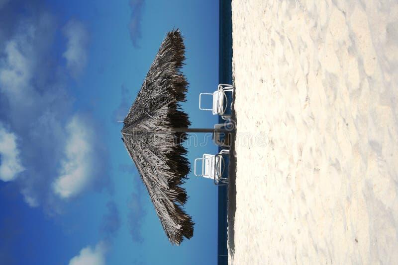 Détendez dans Aruba images libres de droits