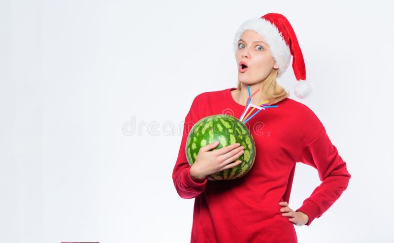 Détoxe après Noël Concept de ration riche en vitamine Comment détox après Noël Ration hivernale de fruits vitaminés Vêtements de  photo stock