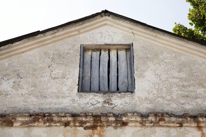 Détruisez les bâtiments Décomposez photographie stock