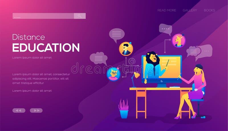 Développement mobile de site Web, SEO, applis, solutions d'affaires Calibres de conception d'illustration de vecteur de page Web  illustration libre de droits