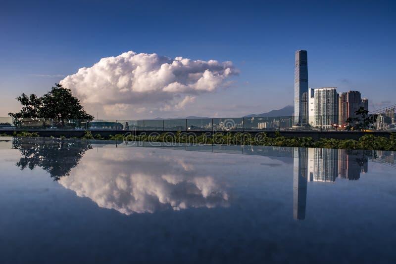 Dévorez Hong Kong images stock