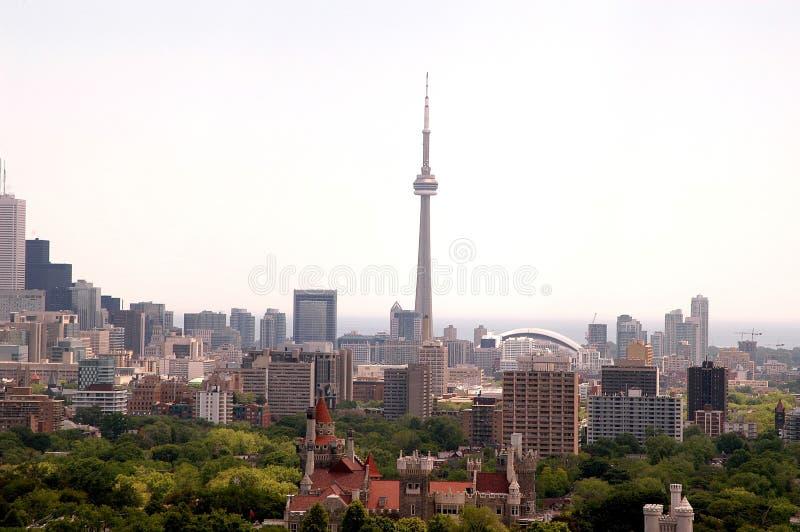 Download Día brumoso de Toronto imagen de archivo. Imagen de tranquilidad - 1278587