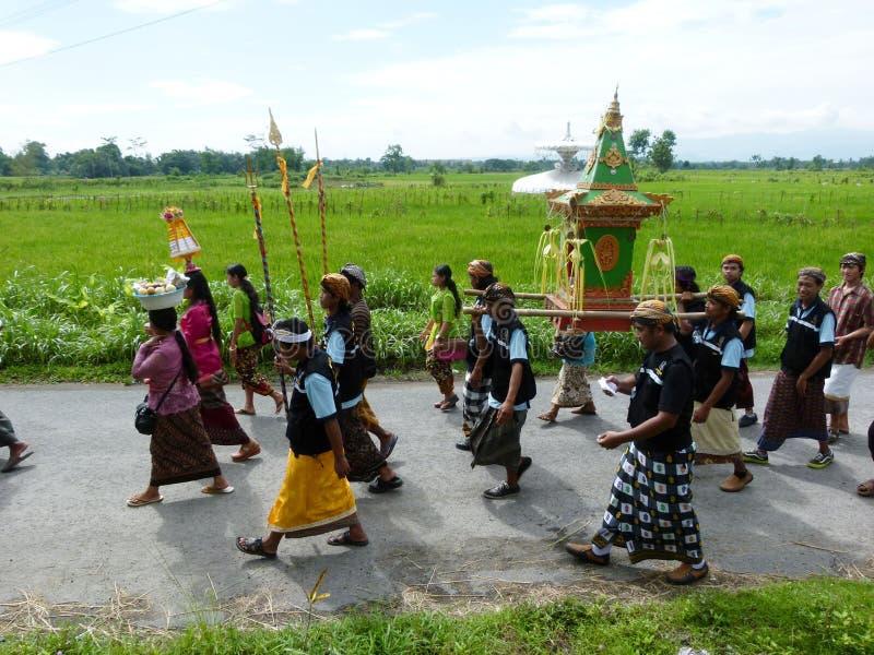 Día de fiesta de Hindus imagen de archivo