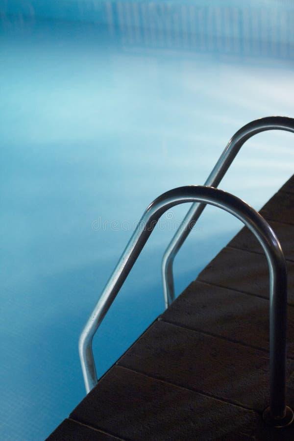 Día de fiesta de la piscina imágenes de archivo libres de regalías