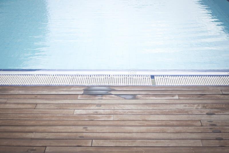 Día de fiesta de la piscina imagen de archivo