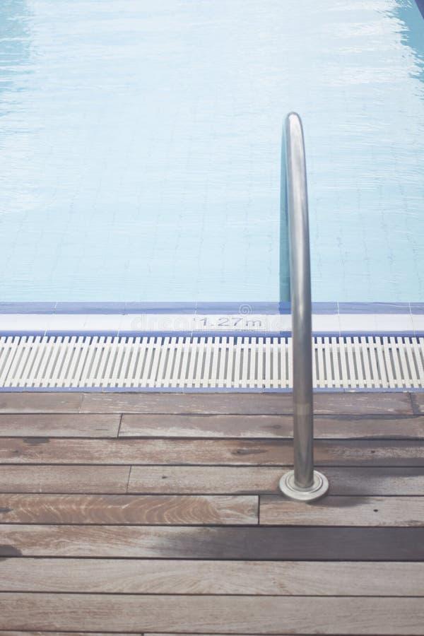 Día de fiesta de la piscina fotos de archivo