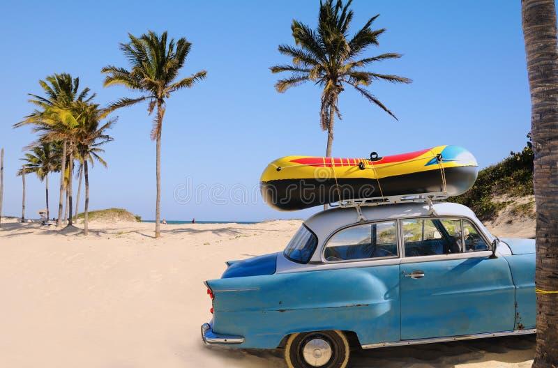 Día de fiesta de la playa fotos de archivo libres de regalías