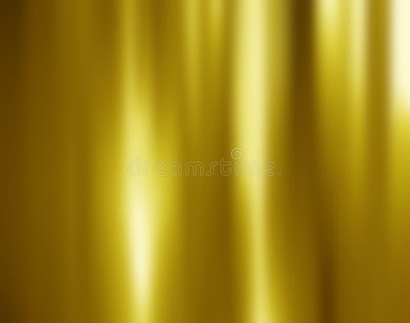 Día de fiesta de lujo de la Navidad del fondo abstracto del oro, casandose el backg fotografía de archivo
