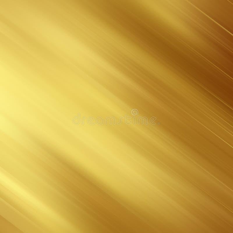 Día de fiesta de lujo de la Navidad del fondo abstracto del oro, casandose el backg libre illustration
