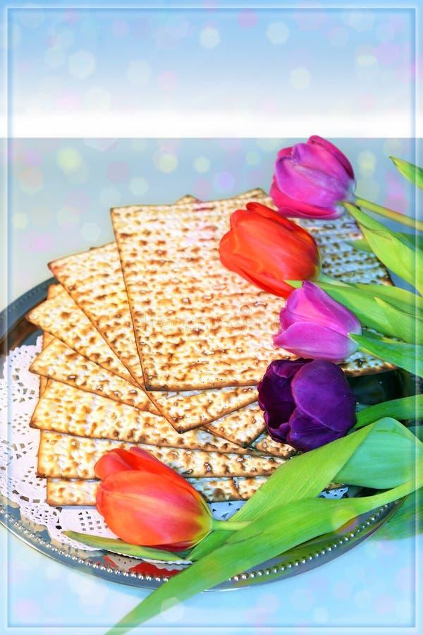 Día de fiesta judío del Passover imagenes de archivo