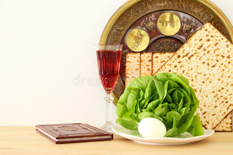 Día de fiesta judío de la pascua judía del concepto de la celebración de Pesah fotos de archivo libres de regalías