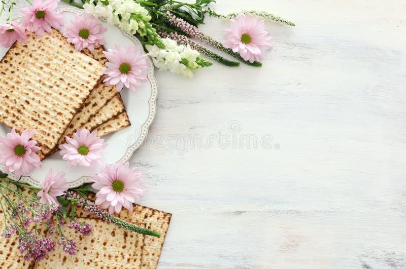 Día de fiesta judío de la pascua judía del concepto de la celebración de Pesah imagen de archivo
