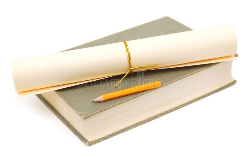 Día de graduación académico fotos de archivo libres de regalías