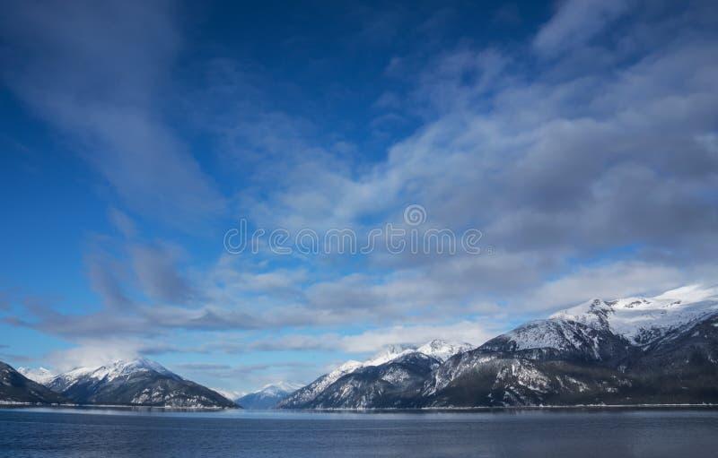 Día de invierno perfecto imagenes de archivo