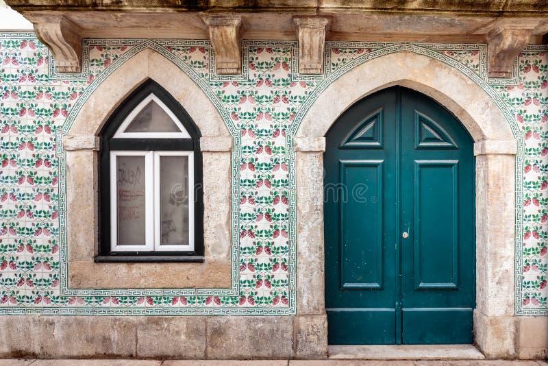 Día de la ciudad de Lisboa imagen de archivo libre de regalías