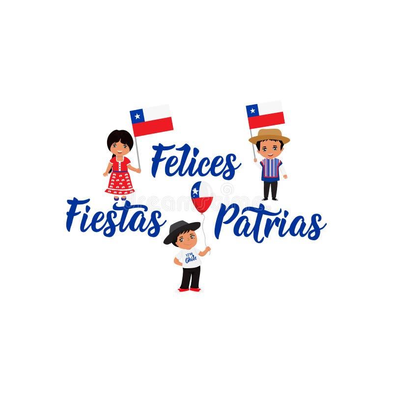 Fiestas Patrias Texto Español De Las Festividades