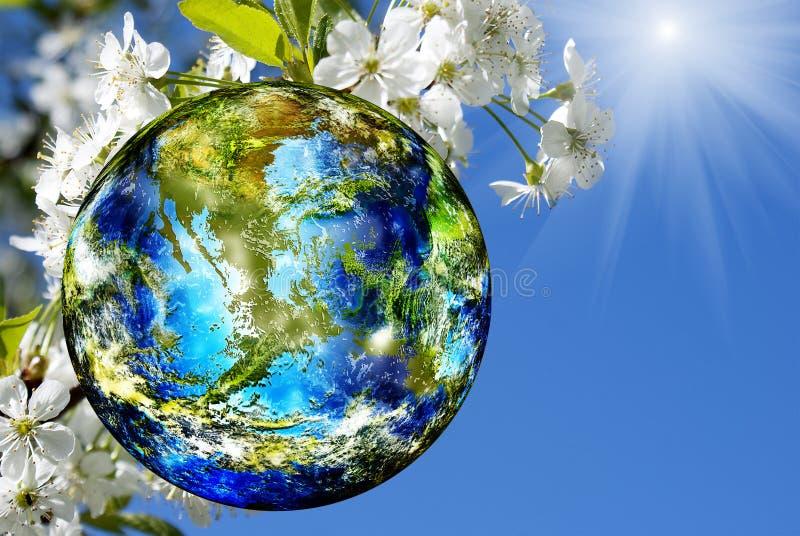 Día de la Tierra libre illustration