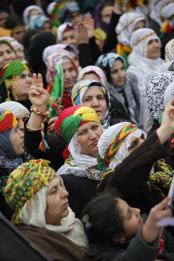 Día De Las Mujeres Internacionales Fotografía editorial