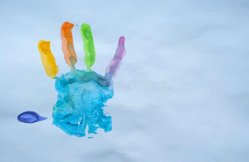 Día de los awarenss del autismo del mundo imagen de archivo libre de regalías