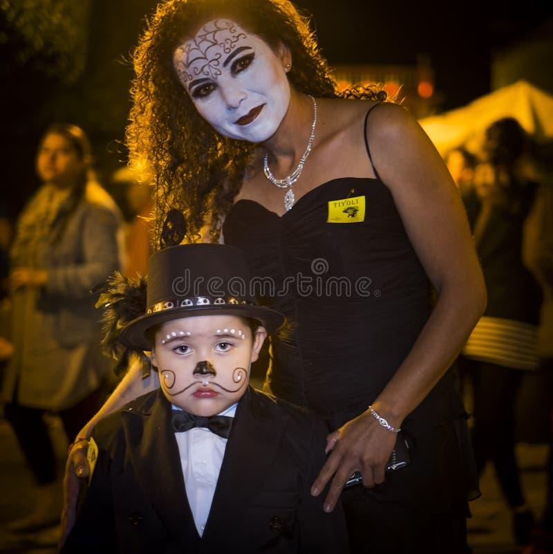 Día de los muertos, México fotos de archivo