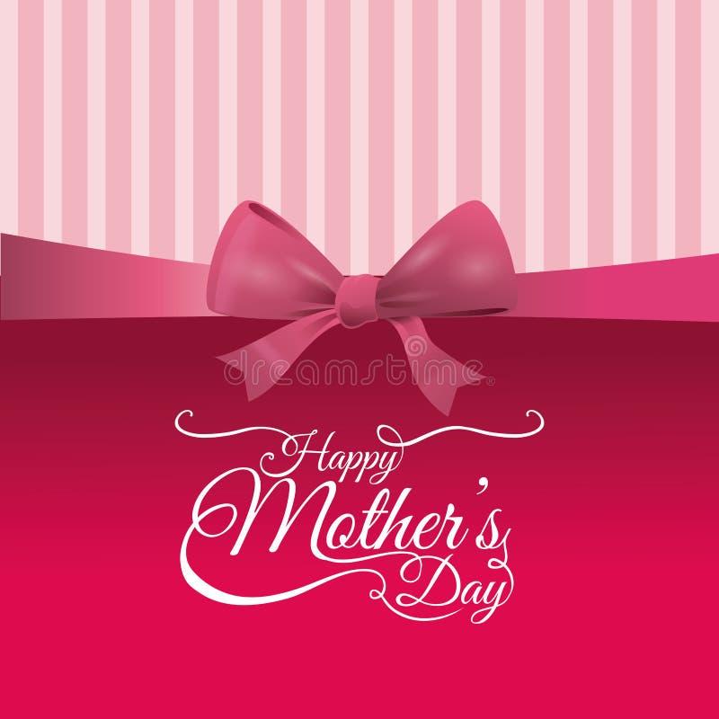 Día de madres feliz libre illustration