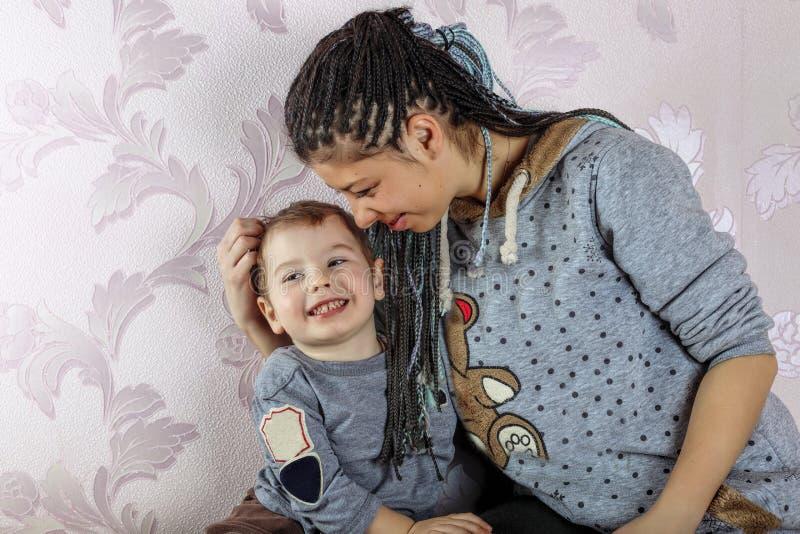 Día de madres, niño, madre, niño, mamá, amor, mujer imagen de archivo