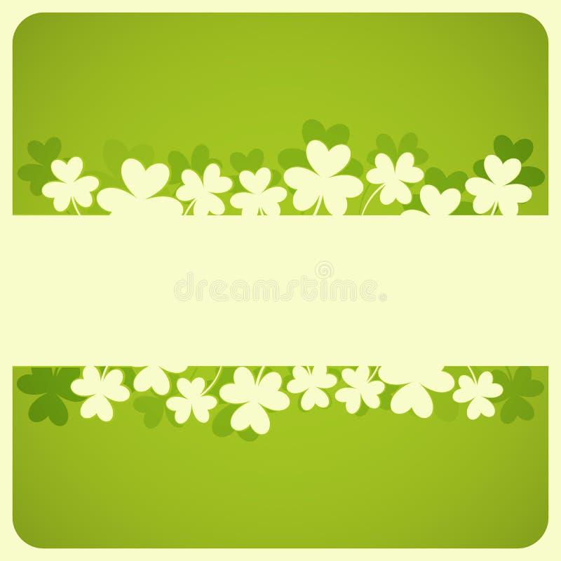 Día de St.Patricks stock de ilustración