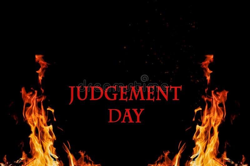 Día del Juicio Final imagen de archivo libre de regalías