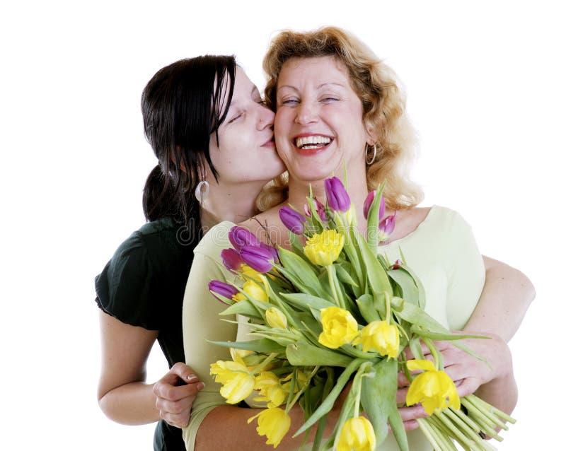 Día del `s de la madre imagen de archivo libre de regalías