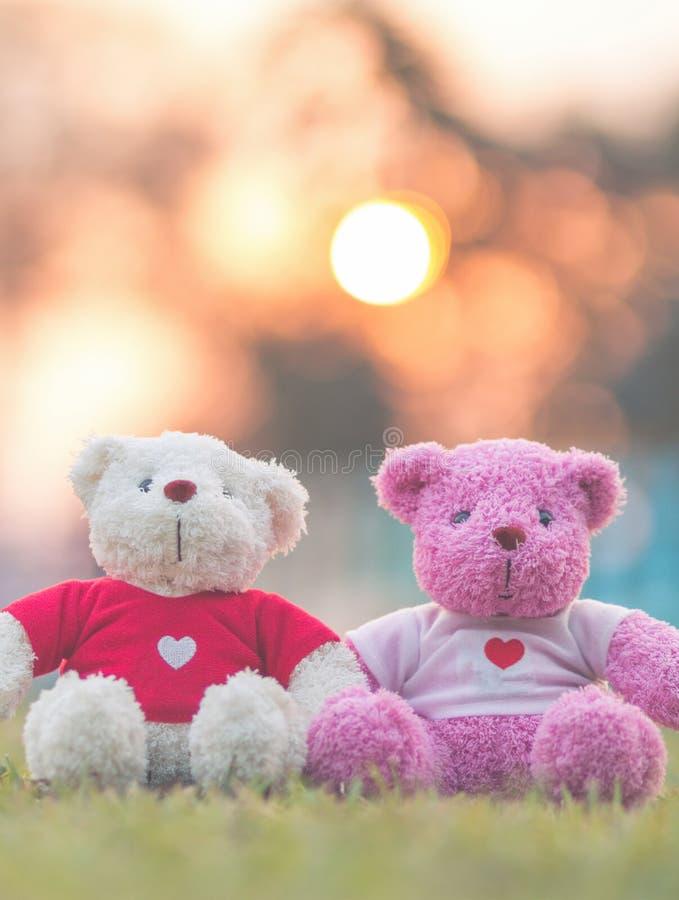 Día del ` s de la tarjeta del día de San Valentín y concepto del amor fotografía de archivo libre de regalías