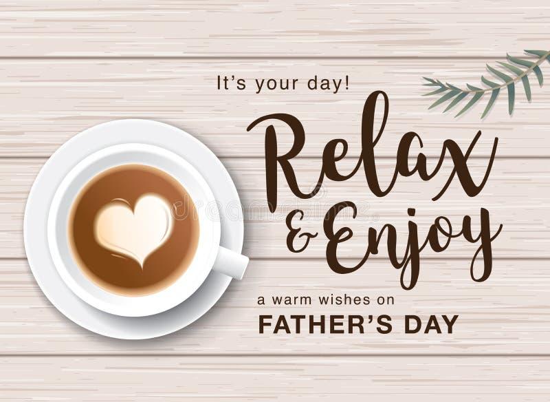 Día feliz del ` s del padre libre illustration